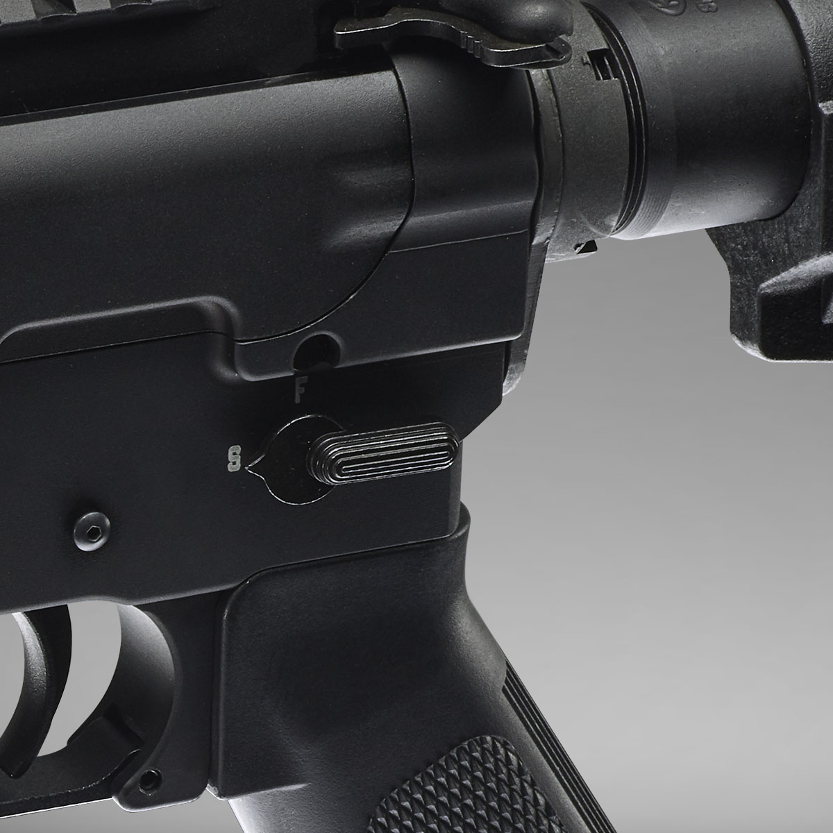 Freedom Ordnance FX-9 Feature Safety